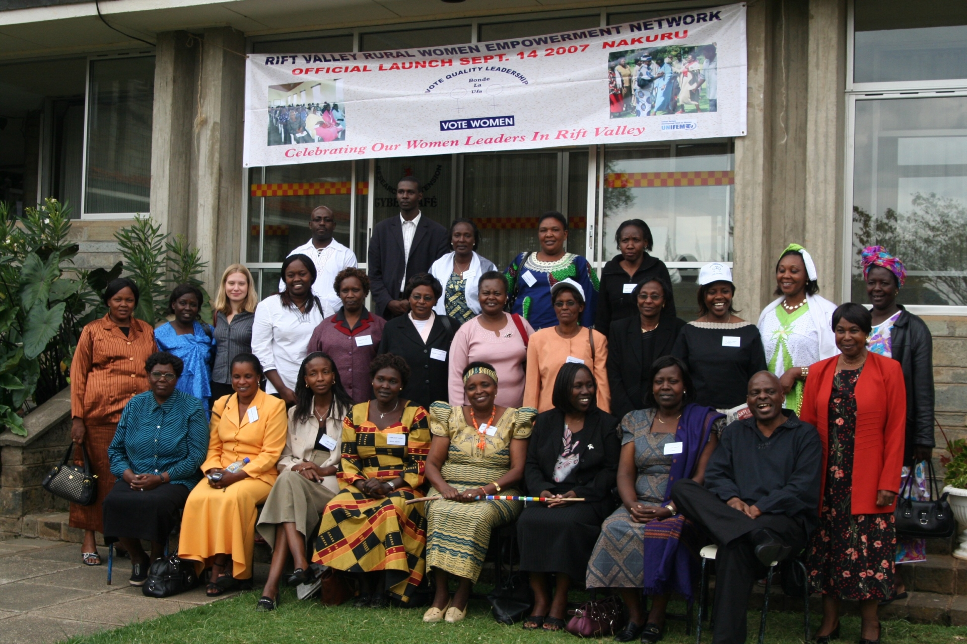 Kenya Rift Valley Rural Women Empowerment Network